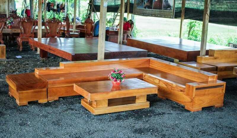 Phong thủy và cách bài trí đồ gỗ trong nhà
