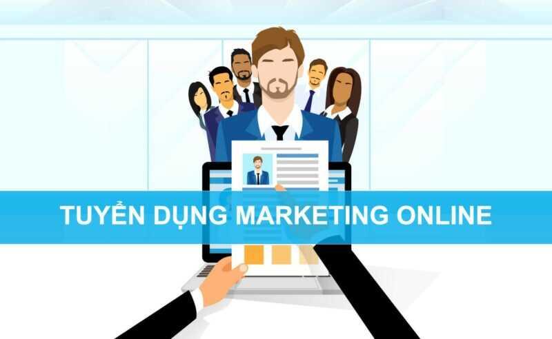Tuyển Nhân viên Marketing Online tại TP Buôn Ma Thuột – Đắk Lắk