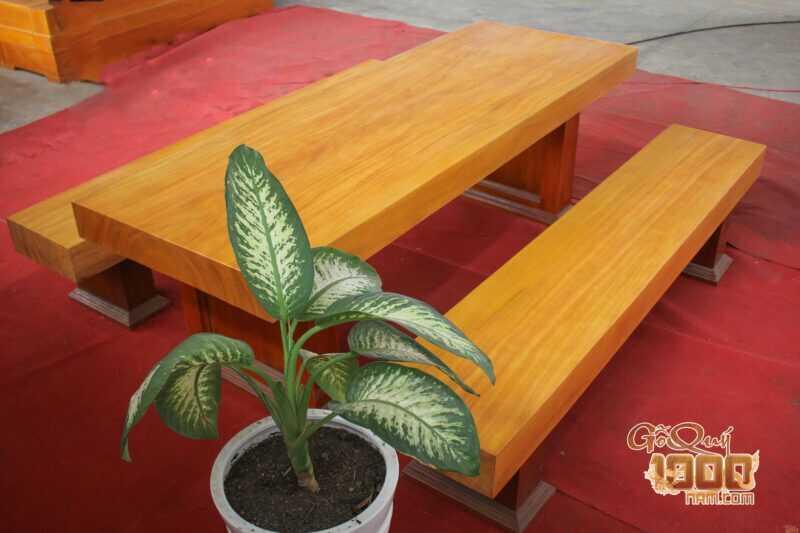 Bàn ghế gỗ phòng khách được lựa chọn nhiều nhất trến thị trường hiện nay