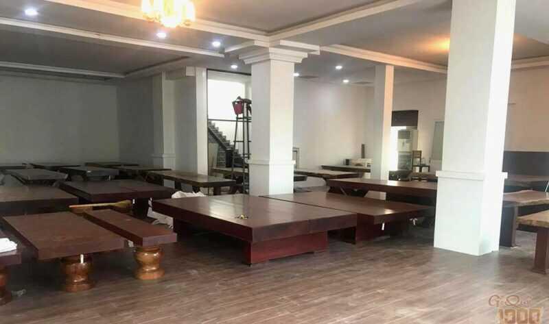 Showroom Gỗ Quý Đắk Lắk Trước Ngày Khai Trương