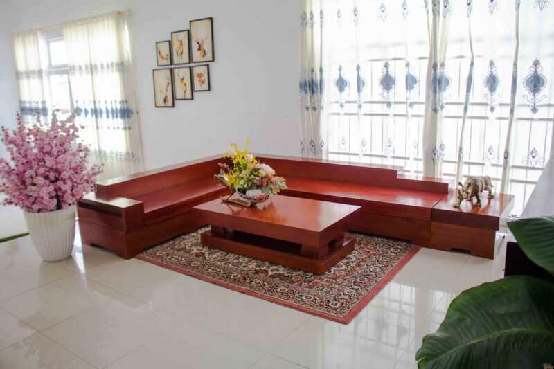 Sofa Xoan Hương – Màu sắc đặc biệt, đường vân quyến rũ, giá dưới 60 triệu đồng