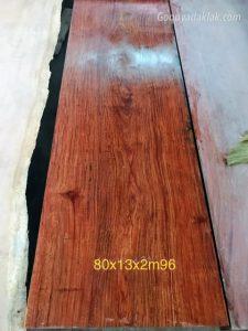Bàn nguyên khối gỗ cẩm