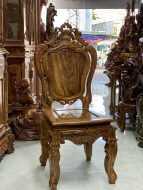 Ghế gỗ cẩm lai Lu-y (Louis)